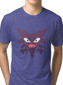 Haunter pixel Tri-blend T-Shirt