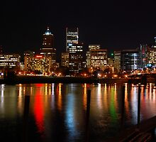 *Reflections Of Portland* by Barbara Summering