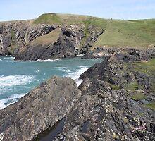A Hidden Gem - Ceibwr Bay 1 by JenMetcalf