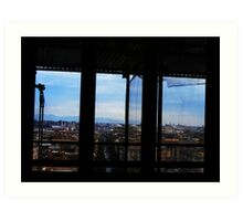 VIEW FROM WITHIN Art Print