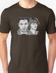 Supernatural - Winchesters - Sam and Dean - SN - Drawing T-Shirt