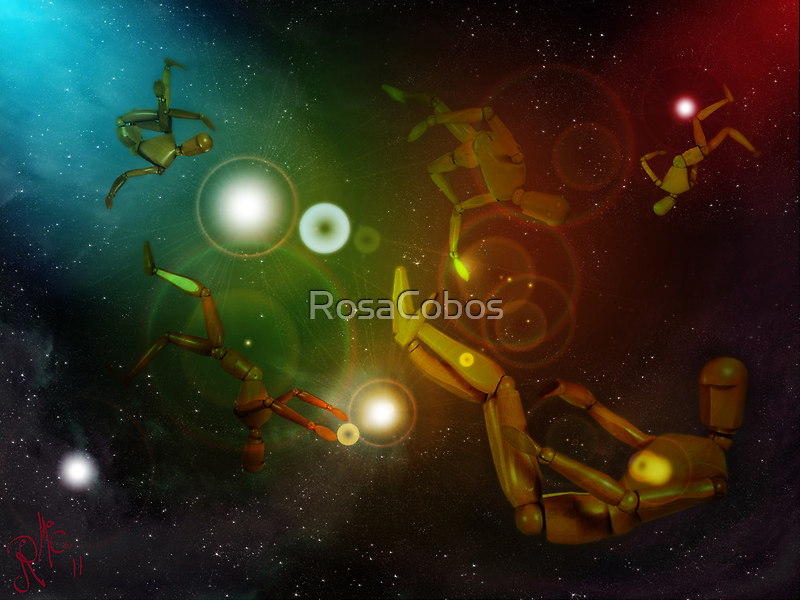Lost In Space...Creatures by RosaCobos
