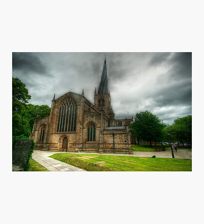 Parish Church of St Mary and All Saints Photographic Print