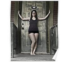 Desaturation - Lyndsay Dance Set Poster