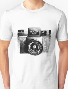 Holga 120S Black (Big) T-Shirt