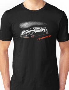 Sports car  Unisex T-Shirt