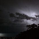 Night Storm #2 by Odille Esmonde-Morgan