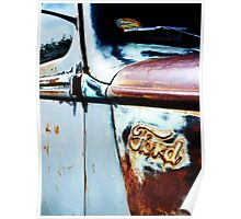 Ford Truck Poster