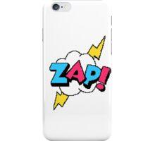 Zap! - pixel art iPhone Case/Skin