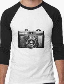 Holga 135 Black Men's Baseball ¾ T-Shirt