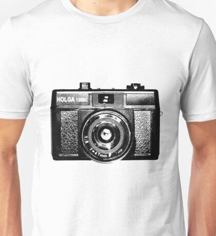 Holga 135 Black Unisex T-Shirt
