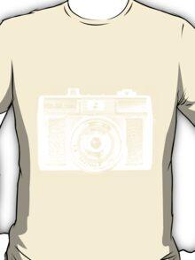 Holga 135 White T-Shirt