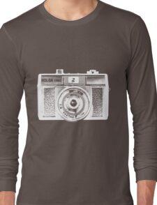 Holga 135 White Long Sleeve T-Shirt
