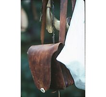 Musket pack Photographic Print