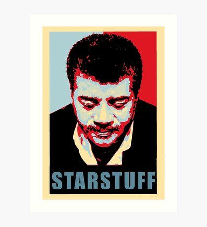 StarStuff Art Print