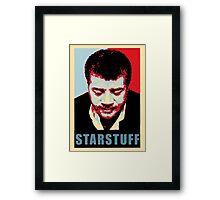 StarStuff Framed Print