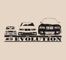 BMW M3 Evolution  by hottehue