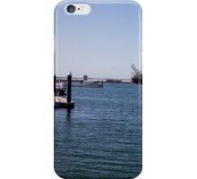 Portland Harbour Panorama  iPhone Case/Skin