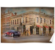 Provincial Hotel - Fitzroy, Melbourne, Victoria Poster