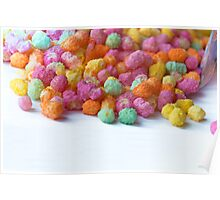 Sugar Rice Puffs Poster