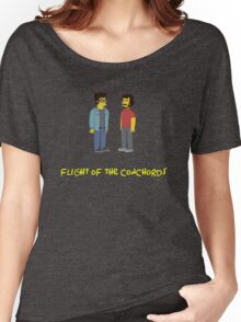 Flight of the Simpsons Women's Relaxed Fit T-Shirt