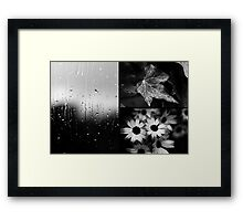 AFTER THE RAIN (TRIPTYCH) Framed Print