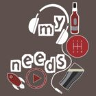 My Needs by Fiona Reeves