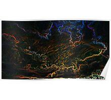 Valley Nebula Poster