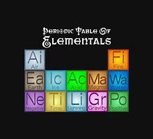 Periodic Table of Elementals Unisex T-Shirt
