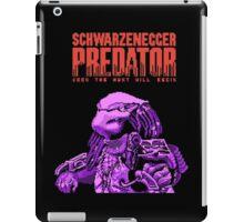 NES Predator: Predator Edition iPad Case/Skin