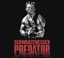 NES Predator: Arnie Edition by JDNoodles