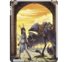 The Librarian iPad Case/Skin