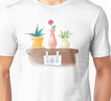 let's not forget to water our plants Unisex T-Shirt