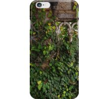 Window in the wall. iPhone Case/Skin
