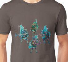 TMNT Watercolor Unisex T-Shirt