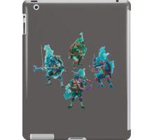 TMNT Watercolor iPad Case/Skin