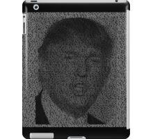 Things Donald Trump says iPad Case/Skin