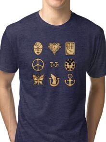 Bizarre Emblems Tri-blend T-Shirt