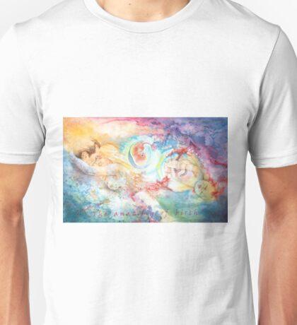 The Anatomy of Birth Unisex T-Shirt