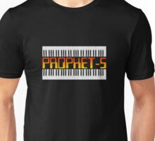 Old Synthesizer Prophet-5  Unisex T-Shirt
