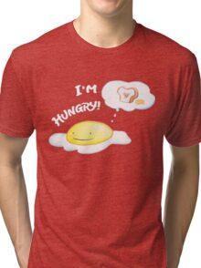 I'm Hungry! Tri-blend T-Shirt