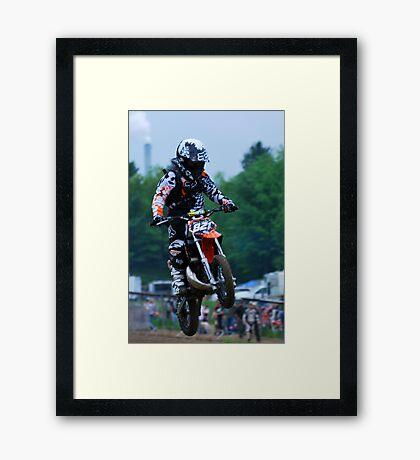 Skowhegan 5/29/11 #5 Framed Print