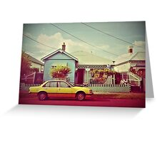 A Northcote Street Greeting Card
