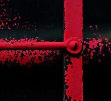 Red Step by David  Guidas