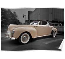 1941 Chrysler New Yorker Poster