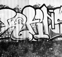 Warehouse District Grafitti - Denver by zorobwalsh