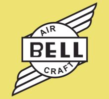 Bell Aircraft Company Retro Logo Kids Clothes