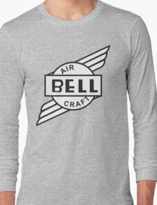 Bell Aircraft Company Retro Logo Long Sleeve T-Shirt