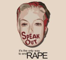 SPEAK OUT by Yago