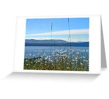 Parker Island, BC Greeting Card